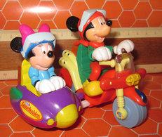 TOPOLINO MINNIE MOTO SIDE-CAR KRAFT - Disney