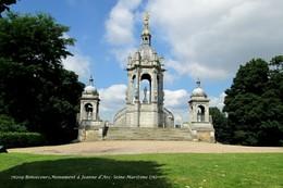 Bonsecours (76) - Monument à Jeanne D'Arc (Edition à Tirage Limité) - Bonsecours