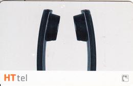 CROATIA(chip) - Handsets, HTtel(50 Units), 01/01, Used - Telephones