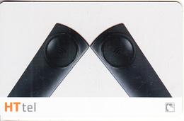 CROATIA(chip) - Handsets, HTtel(25 Units), Tirage 50000, 01/01, Used - Telephones