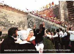 LOT N°577 - LOT DE + 80 CARTES DU CHATEAU DES DUCS DE BRETAGNE ET D' ANNE DE BRETAGNE - Nantes