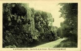 36 LE BLANC LES BORDS DE LA CREUSE  / A 314 - Le Blanc