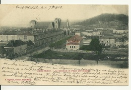 55 - SAINT MIHIEL / LA DIVISION ET PLACE DES MOINES - Saint Mihiel