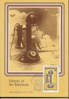 Bophuthatswana & Maxi Card, History Of Telephone, Mahikeng  1983 (108) - Botswana