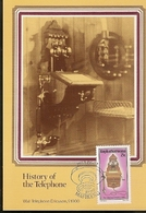 Bophuthatswana & Maxi Card, History Of Telephone, Mahikeng  1983 (109) - Botswana