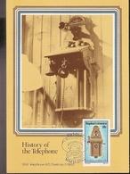Bophuthatswana & Maxi Card, History Of Telephone, Mahikeng  1983 (110) - Botswana