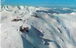 SWITZERLAND. POSTCARD. DAVOS - PARSENN. MOUNTAIN - GE Genève
