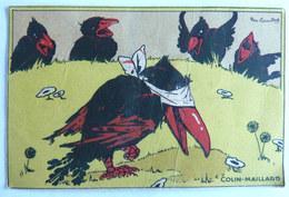 CHROMO IMAGE RAY LAMBERT RAYLAMBERT COLIN MAILLARD Corbeaux - Sonstige