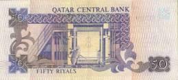 QATAR P. 17 50 R 1996 UNC - Qatar