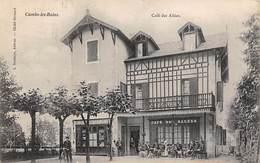 Cambo Les Bains        64         Café Des Allées       (voir Scan) - Cambo-les-Bains
