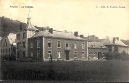 Ampsin - Le Château (Edit H. Ferrière 1909) - Amay