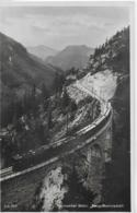 AK 0111  Mariazeller-Bahn - Saugrabenviadukt Mit Eisenbahn / Verlag Frank Um 1929 - Eisenbahnen