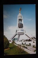 Turkmenistan. Ashgabat / Ashkhabad. Neutrality ARCH. Modern Postcard 2000s - Turkmenistan
