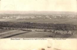 Eben-Emael - Panorama De La Vallée De La Meuse (Edit. Dejardin, 1903) - Bassenge