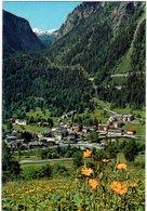 Prè St. Didier. (Ao). Panorama. VG. - Italia