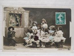 Devant Guignol. Théatre Marionnettes. Sazerac Photo - Fantaisies