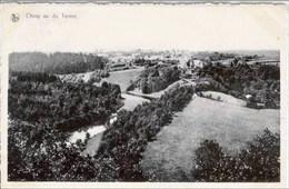 CHINY Vu Du Terme - Edit. : Ch. Jacob, Florenville - Chiny