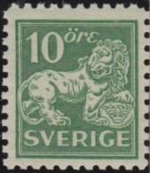 Sweden    .      Facit   .      144  Ca    Type I          .       **   .    MNH    .   /   .  Postfris - Zweden