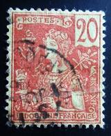 1904 Indochine Yt 24, 27, 29, 30  Type Grasset Oblitération TONKIN. CAMBODGE . SAIGON . 4 Scans - Indochine (1889-1945)