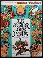 BD IZNOGOUD - 8 - Le Jour Des Fous - Rééd. 1986 - Iznogoud