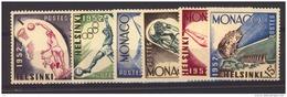 Monaco  :  Yv  386-91  ** - Monaco