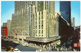 Postal Radio City Music Hall - Manhattan