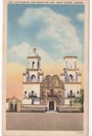Arizona Tucson Old Mission San Xavier Del Bac 1939 - Tucson