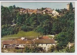 Vieux Moulin Avec Sa Roue à Clairvaux-le-Lac, Non Circulée - Clairvaux Les Lacs