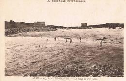 PLEUMEUR-BODOU (Côtes D'Armor) - Ile Grande - La Plage De Port-Gélin - Pleumeur-Bodou