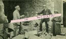 GUERRE De 1914-1918. PONT-à-MOUSSON. Une Constatation Judiciaire, En 1916 - 1914-18