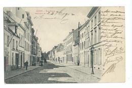 Aalst   Cpa Pk Nieuwstraat - Aalst