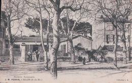 SALON Huilerie Savonerie J.M. PERRIN - Salon De Provence