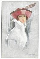FEMME - Illustrateur BOMPARD - Bompard, S.