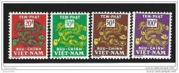 Vietnam,    SG  D 14/17               *          Ongebruikt  /  Mint  /  Ungebraucht  /  Neuf  * - Vietnam