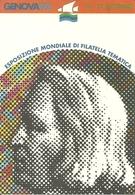 """Poste Italiane, Genova '92 """"Esposizione Mondiale Di Filatelia Tematica 18-27.9.1992"""" - Poste & Postini"""