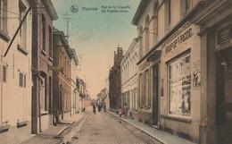 Hamme - De Kapelle Straat ( Rue De La Chapelle) - Voyagée 1925 - Voir Commerces - Hamme