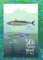 ICELAND, 2018, MNH, NORDEN, FISH, 1v - Fishes