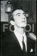 ORIGINAL PHOTO FOTO CANTOR FADISTA FADO CARLOS GUEDES DE AMORIM PORTUGAL - Cantanti E Musicisti