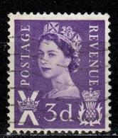GBS+ Schottland 1958 Mi 1 Elizabeth II. - Regional Issues
