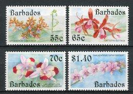Barbados 1992. Yvert 840-43 ** MNH. - Barbados (1966-...)