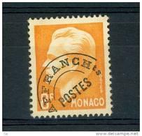 Monaco  -  Préos  :  Yv  10  (*)    ,   N2 - Préoblitérés