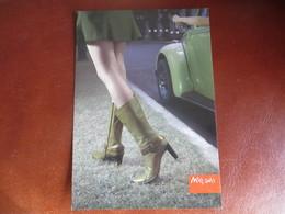 CPM PUBLICITAIRE Shoes Bottes Miss Sofi - Cool Card - Moda