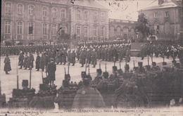 LUNEVILLE-GARNISON Remise Des Décorations (19 Janvier 1914) - Luneville
