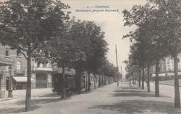 Charleroi ,  Boulevard Jacques Bertrand ,  ( Bertels , N° 4 ) Tram , Tramway - Charleroi