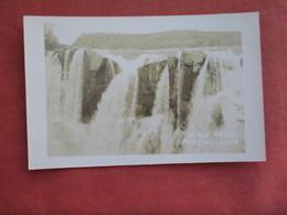 RPPC High Falls FORT WILLIAM Ontario RPPC Vintage THUNDER BAY   Ref 3108 - Ontario