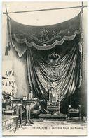 CPA MADAGASCAR * TANANARIVE Le Trône Royal Au Musée - Excellent état - Madagascar