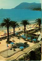 83 - LA SEYNE - LES SABLETTES - LA PLAGE - PERSPECTIVE SUR LES DEUX FRÈRES - La Seyne-sur-Mer