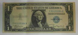 ONE DOLLAR . FAUX BILLET . Propagande Anti-Juive . 1940 . - Stati Uniti