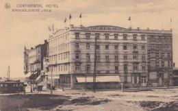 KNOCKE - CONTINENTAL HOTEL - Knokke