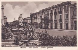 MESSINA -CORSO CAVOUR -FANTANA GENNARO - Messina